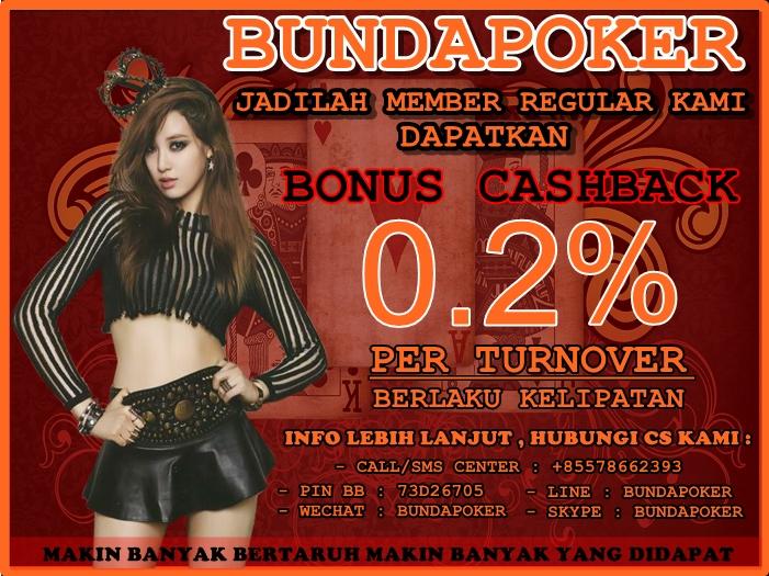 POPUP BUNDAPOKER.COM Agen Texas Poker Dan Domino Online Indonesia Terpercaya